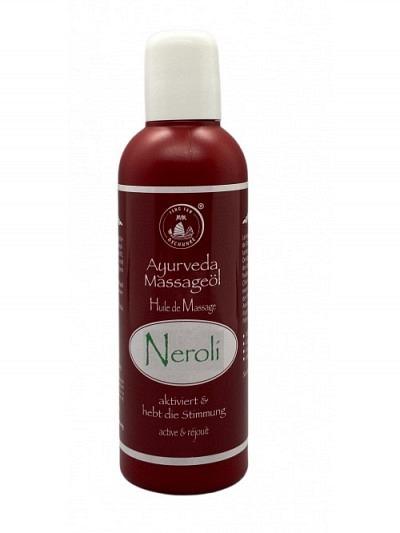 Dschunkes Ayurveda Massageöl Neroli 100 ml